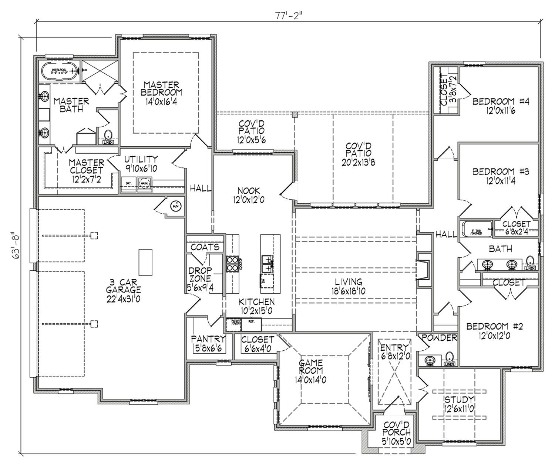 19373 E Boulder Dr Executive Homes